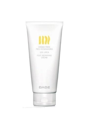 Babe Foot Repairing Cream %10 Üre - Nemlendirici Ayak Bakım Kremi 100 Ml Renksiz